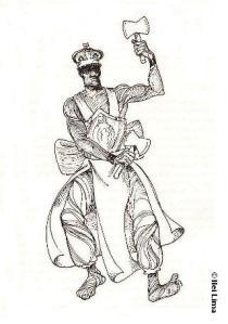 Xangô Candomblé