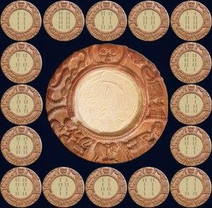 Marcação binária dos Odù.