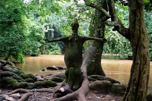 Osun river