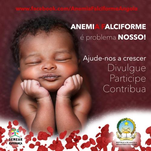 Campanha de Sensibilização Anemia Falciforme